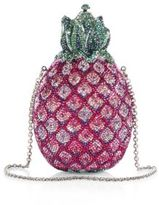 Judith Leiber Sugarloaf Pineapple Clutch