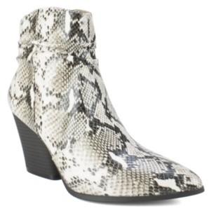 Seven Dials Halsey Booties Women's Shoes