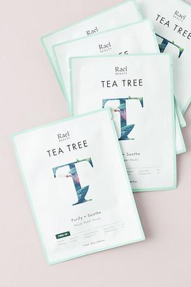 Rael Tea Tree Sheet Mask Set By in Mint
