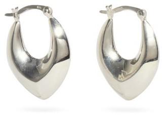 Sophie Buhai Clio Sterling-silver Hoop Earrings - Silver