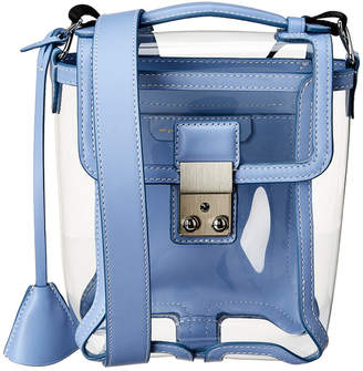 3.1 Phillip Lim Transparent Pashli Leather Camera Bag