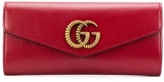 Gucci Double G clutch