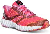 Reebok Girls' TwistForm Sierra Running Sneakers from Finish Line
