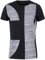 Calvin Klein Jeans Tuzi Regular Fit Print Tshirt Black