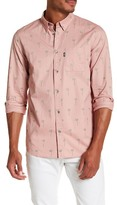 Wesc Namas Palm Relaxed Fit Shirt