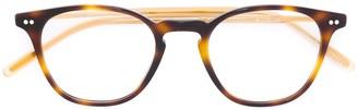 Oliver Peoples Hanks round frame glasses