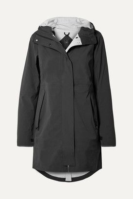 Canada Goose Salida Hooded Shell Jacket - Black