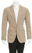 Dolce & Gabbana Deconstructed Two-Button Blazer