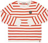 Scotch Shrunk BRETON-STRIPED COTTON KNIT SHIRT