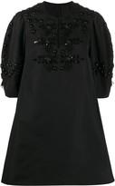 Valentino embellished shift dress