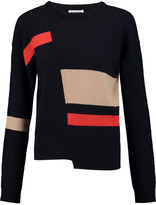 Jil Sander Asymmetric cashmere sweater