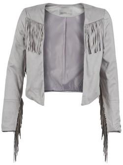 Vero Moda HAZEL women's Jacket in Grey