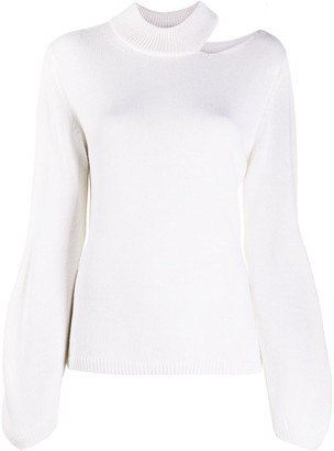 Dondup Shoulder Cut-Out Sweater