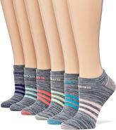 adidas 6 Pair No Show Socks - Womens