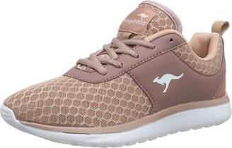KangaROOS Women's Bumpy Low-Top Sneakers