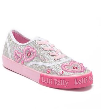 Lelli Kelly Kids Ava Lace-Up Sneaker (Toddler & Little Kid & Big Kid)