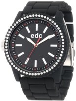 Esprit edc by Women's EE100752002 Stone Starlet Midnight Black Watch