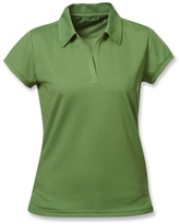 Clique Light Green Fairfax Polo - Plus Too
