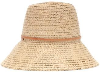 Lola Hats Beehive raffia hat