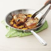 All-Clad d5 Brushed Stainless Steel Skillets