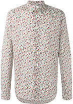 Paul Smith floral print shirt - men - Cotton - XS