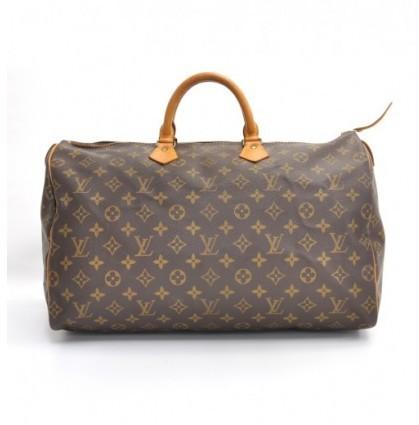 Louis Vuitton very good (VG) Vintage Speedy 40 Monogram Canvas Handbag