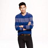 J.Crew Flyweight stripe sweatshirt