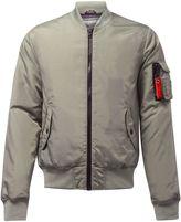 Tommy Hilfiger Men's tape bomber jacket