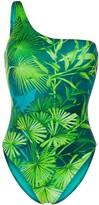 Versace Jungle one-piece