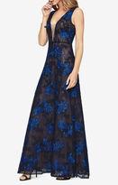 BCBGMAXAZRIA Brea Lace Gown