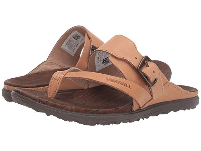 Merrell Around Town Luxe Buckle Thong