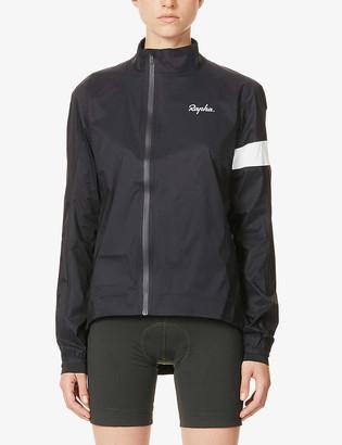 Rapha Core logo-print shell jacket