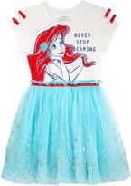 Disney Disney's Ariel Layered-Look Dress, Toddler Girls