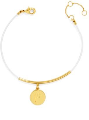 BaubleBar Alpha Cord Bracelet