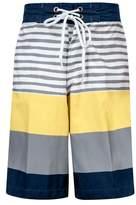 Snapper Rock Stripe Board Shorts