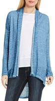 Women's Two By Vince Camuto High/low Linen Cardigan
