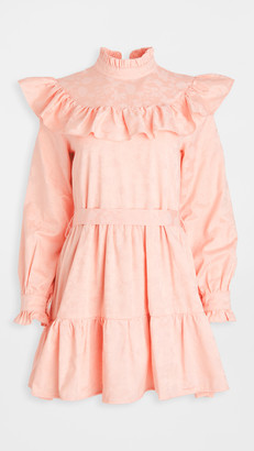 Sister Jane Indulge Ruffle Mini Dress