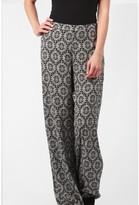 Select Fashion Fashion Womens Multi Folk Tile Palazzo - size 10