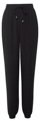 Dorothy Perkins Womens **Dp Tall Black Cargo Joggers, Black