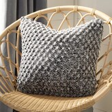 Janan Knit Cotton Throw Pillow Gracie Oaks