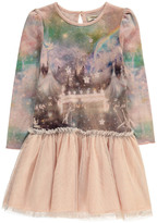 Stella McCartney Galaxy Primrose Tulle Dress