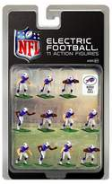 Tudor Games NFL Tudor Games Home Uniform Electric Football Action Figure Set