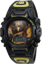 Disney Boy's TF2003 Plastic Quartz Watch