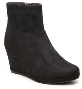 Journee Collection Koala Wedge Bootie