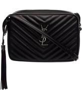 Saint Laurent Lou quilted crossbody bag