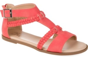 Journee Collection Women's Comfort Florence Sandals Women's Shoes