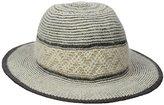 BCBGeneration Women's One Size Tribal Panama Hat