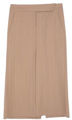 Kiltie 3/4 length skirt