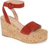 Gianvito Rossi Platform Wedge Sandal