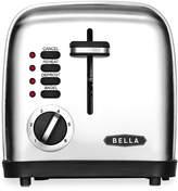 B.ella 14307 2-Slice Polished Stainless Steel Toaster